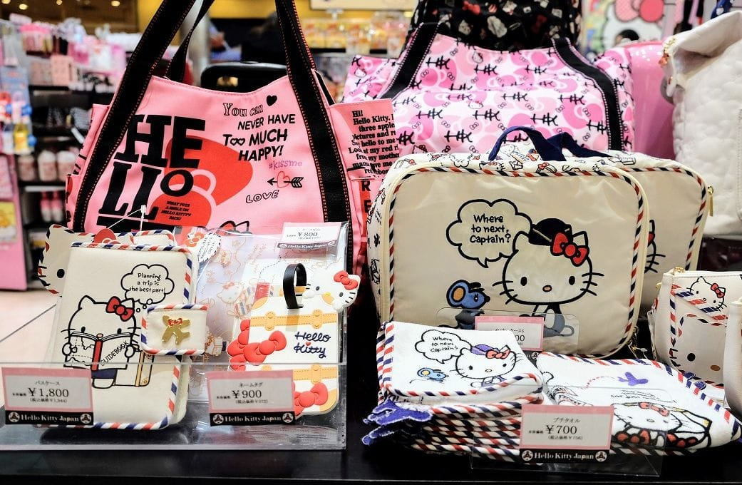 Pokemon, Hello Kitty, Gadgets And More - Narita Airport Shopping Guide
