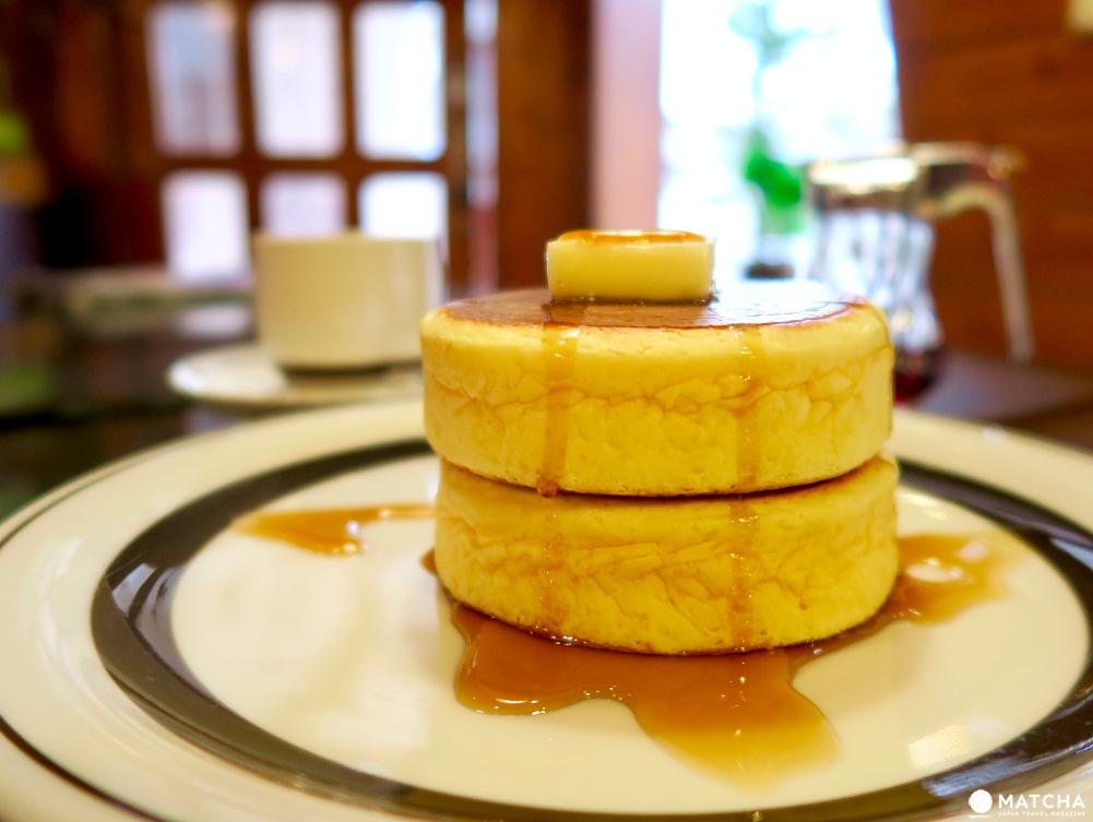 就是愛厚鬆餅!嚴選東京厚鬆餅BEST5