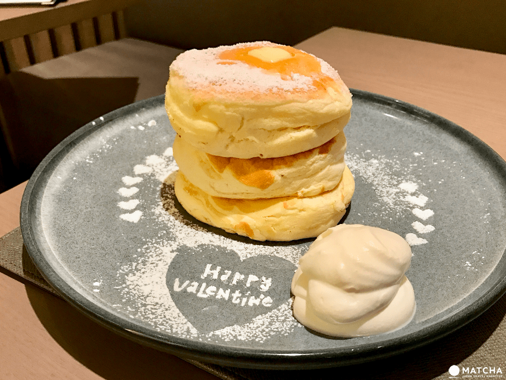 就是愛厚鬆餅!鬆餅控絕不能錯過的【東京厚鬆餅BEST5】