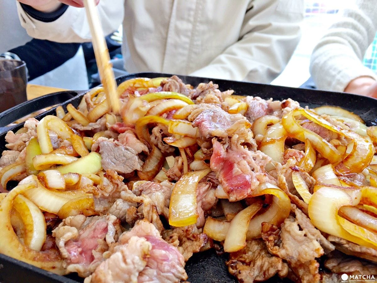 青森烤五花肉