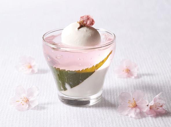 2017年度版 桜の香りがふわり、見た目も華やかな「桜スイーツ」