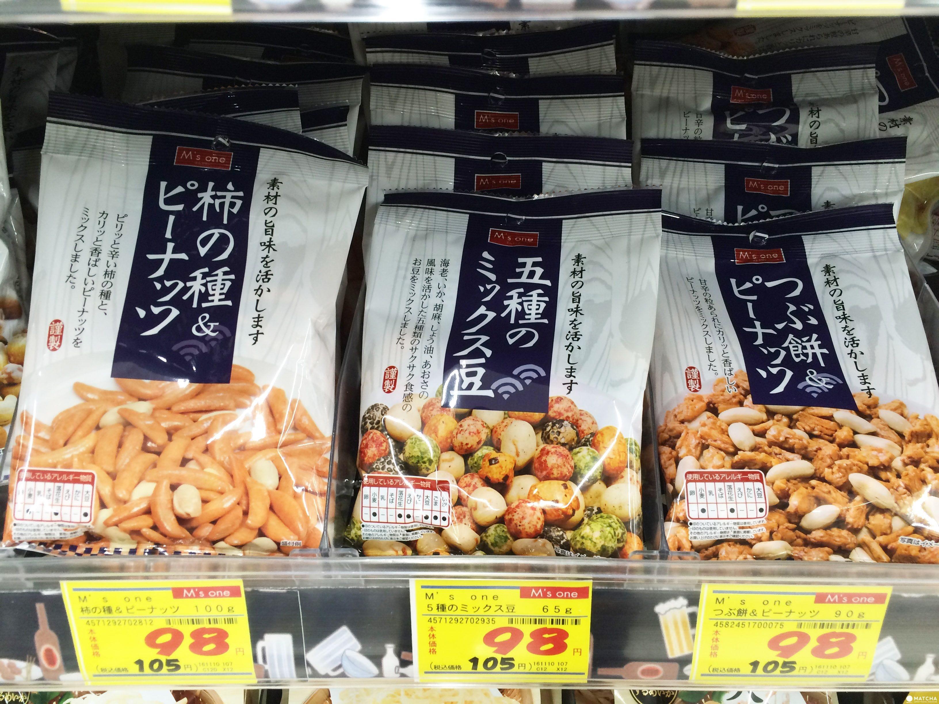 【上篇】日本人喝酒配這個!日本超商超市的下酒零食推薦