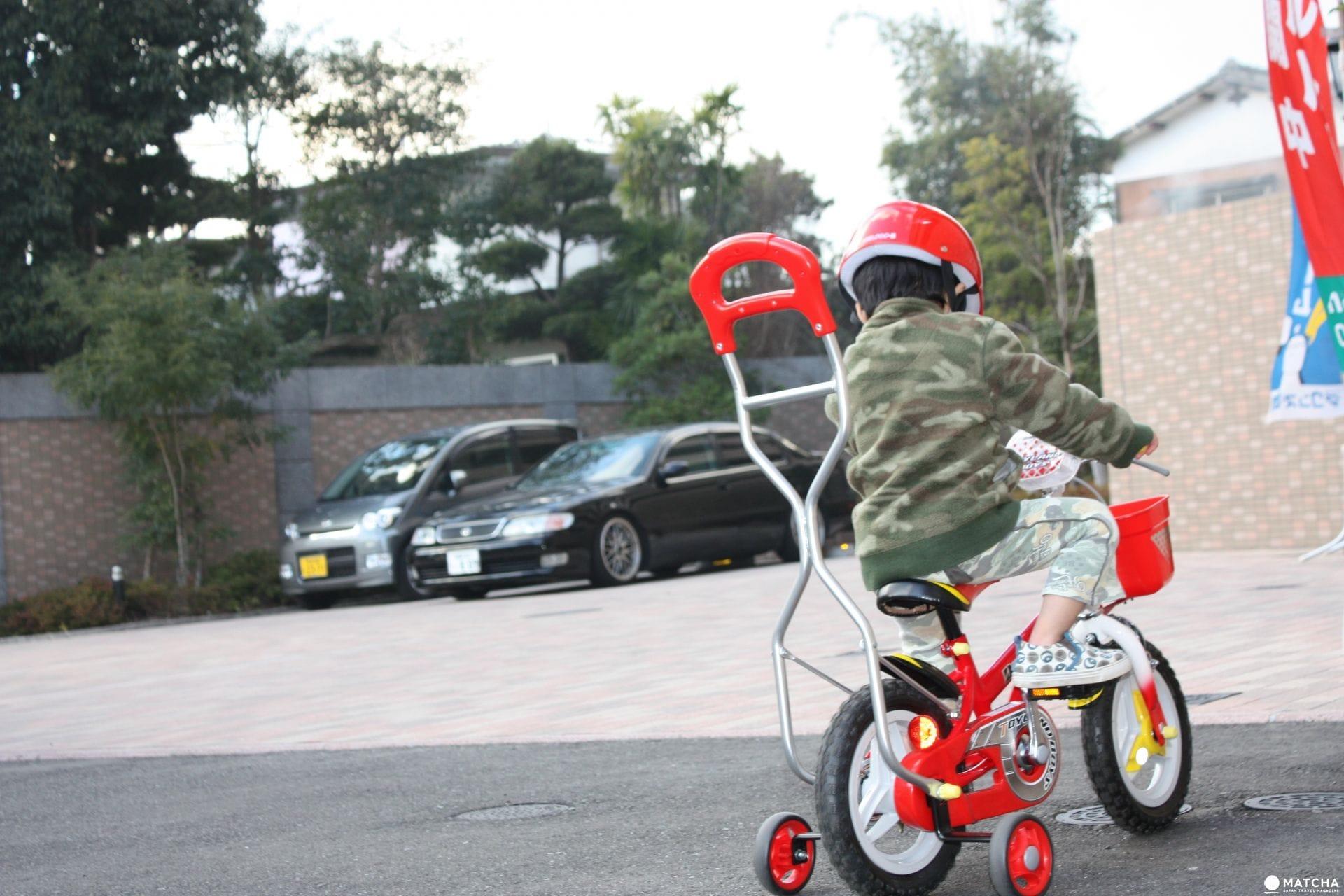 在日本騎腳踏車前一定要知道的七件事