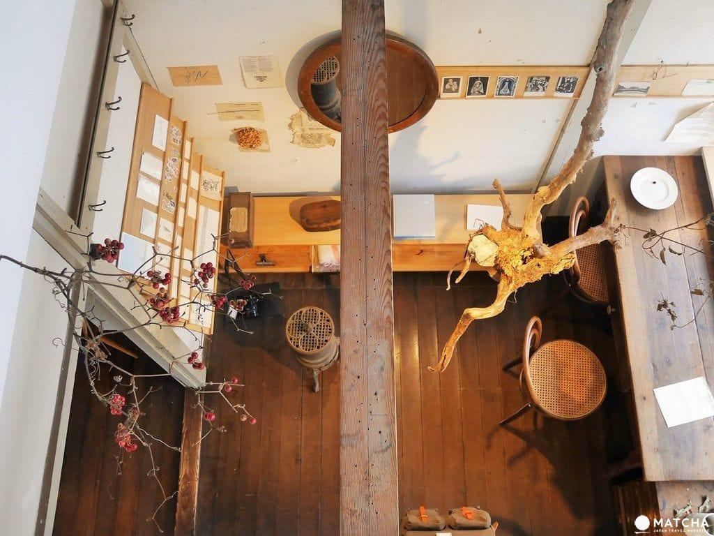 【篠山モデルコース】800年の伝統をもつ丹波焼を体験し、古民家に泊まり、窯元を自転車で巡る旅