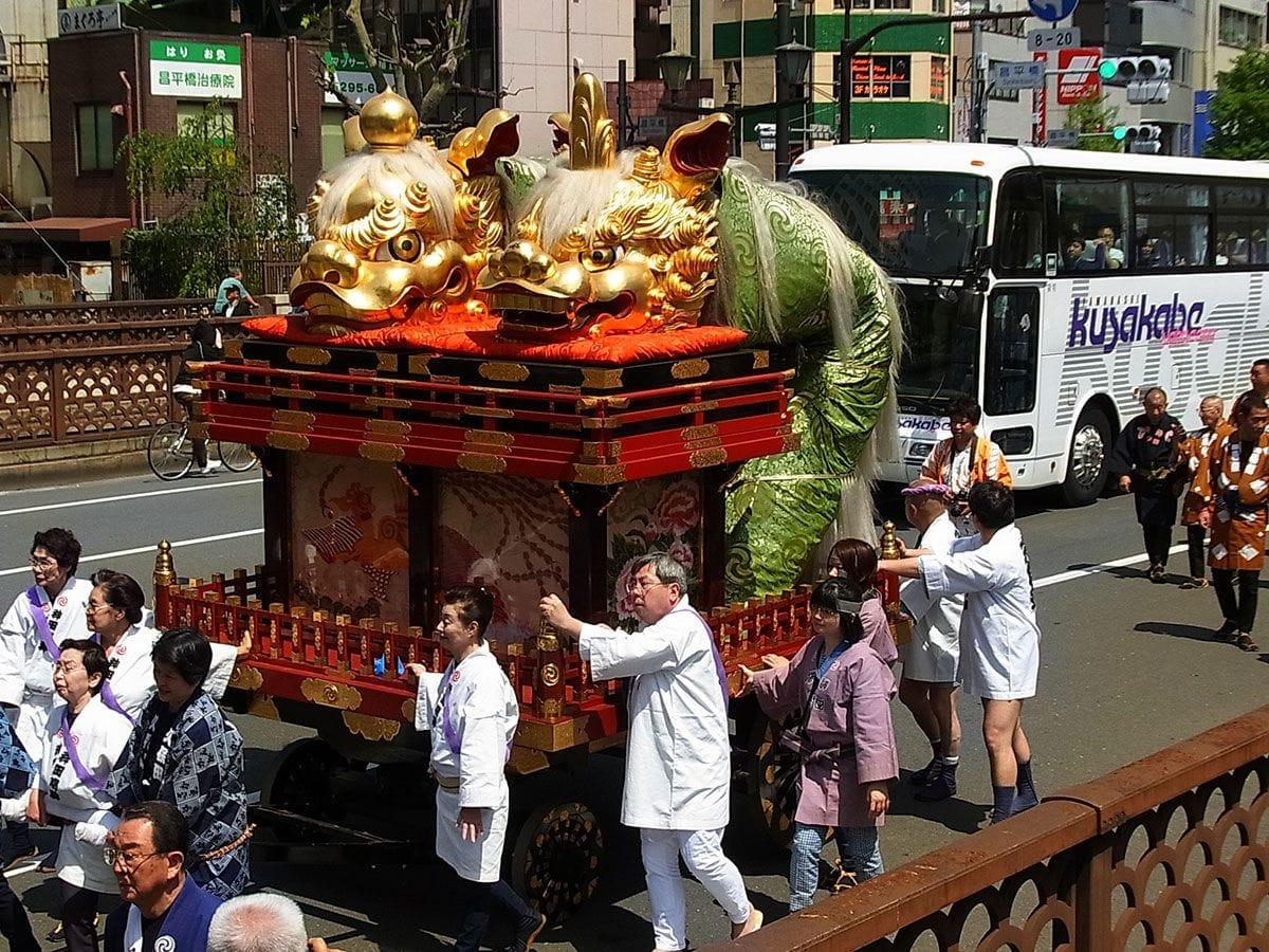 江戸っ子の熱気が秋葉原にも参入!「神田祭」の見どころポイントと楽しみ方