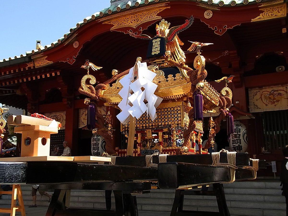 日本三大祭の1つ神田祭〜概要・アクセス・見どころなど〜