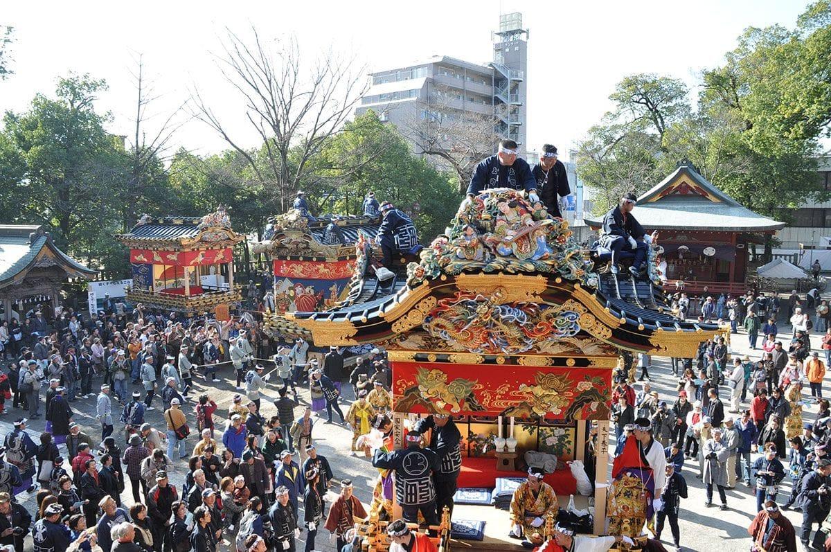 埼玉県】ユネスコ無形文化遺産の秩父夜祭〜概要・アクセスなど〜