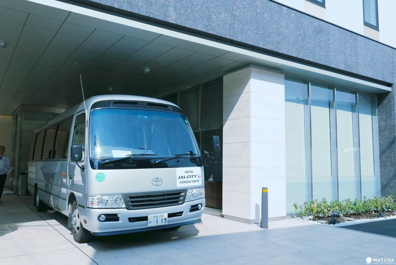 羽田機場巴士