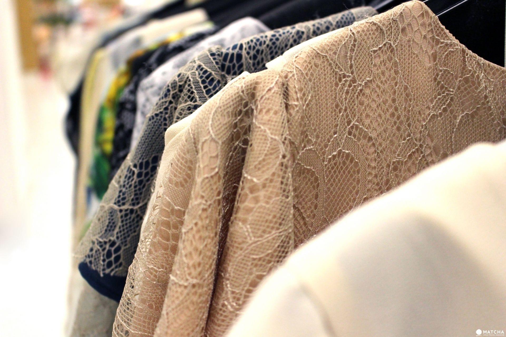 享受購衣樂趣!在日本買衣服時的注意事項