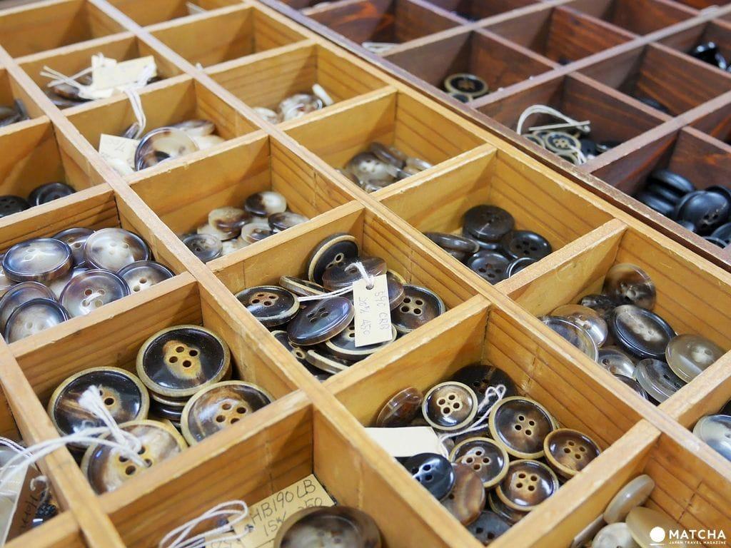 【手作材料特集】歐式華麗復古風 V.S  自然清新簡單風,東京特色鈕扣專門店2選
