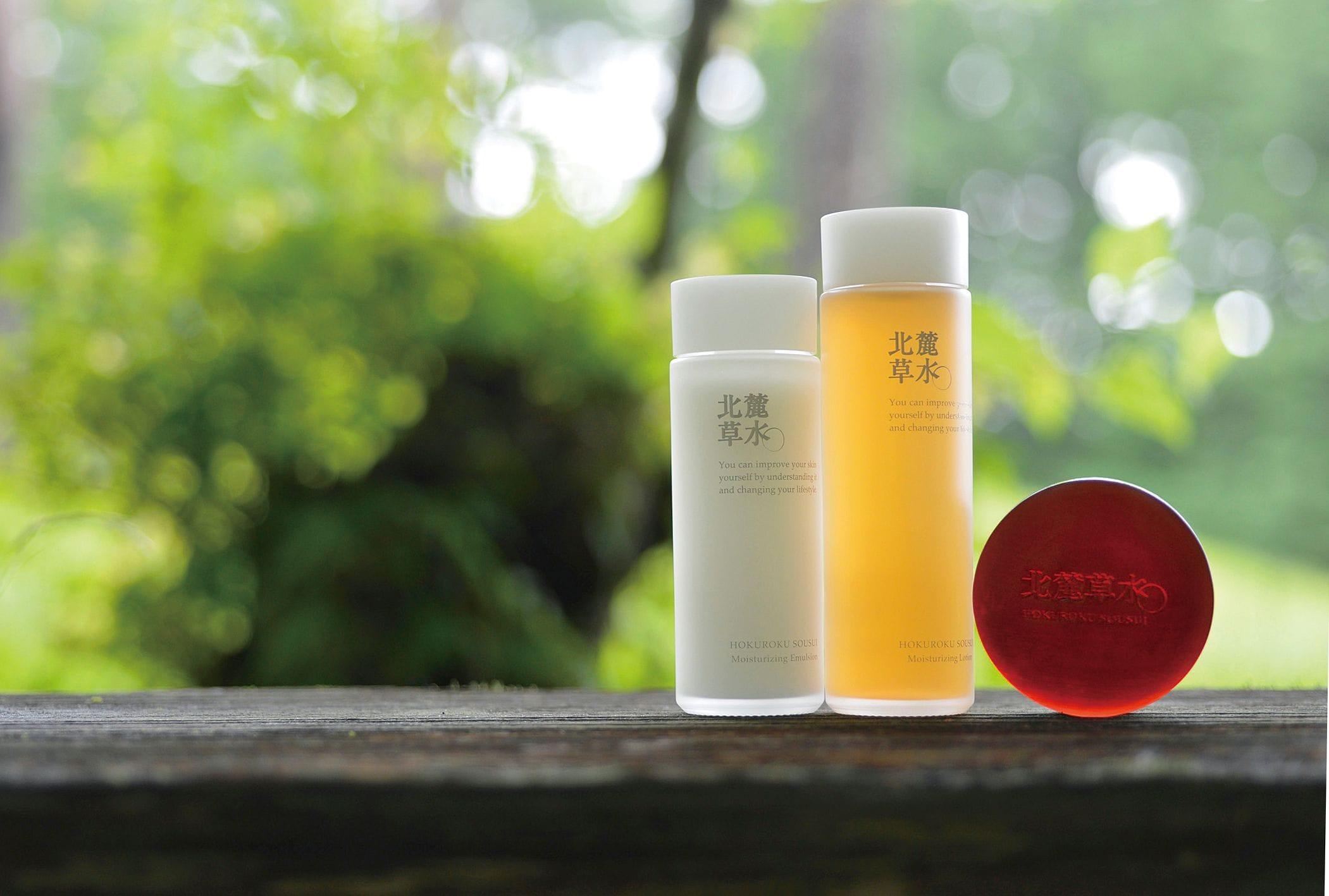 來自富士山流水與野草的自然派肥皂化妝品與生活雜貨:北麓草水(獨家贈送小禮物)
