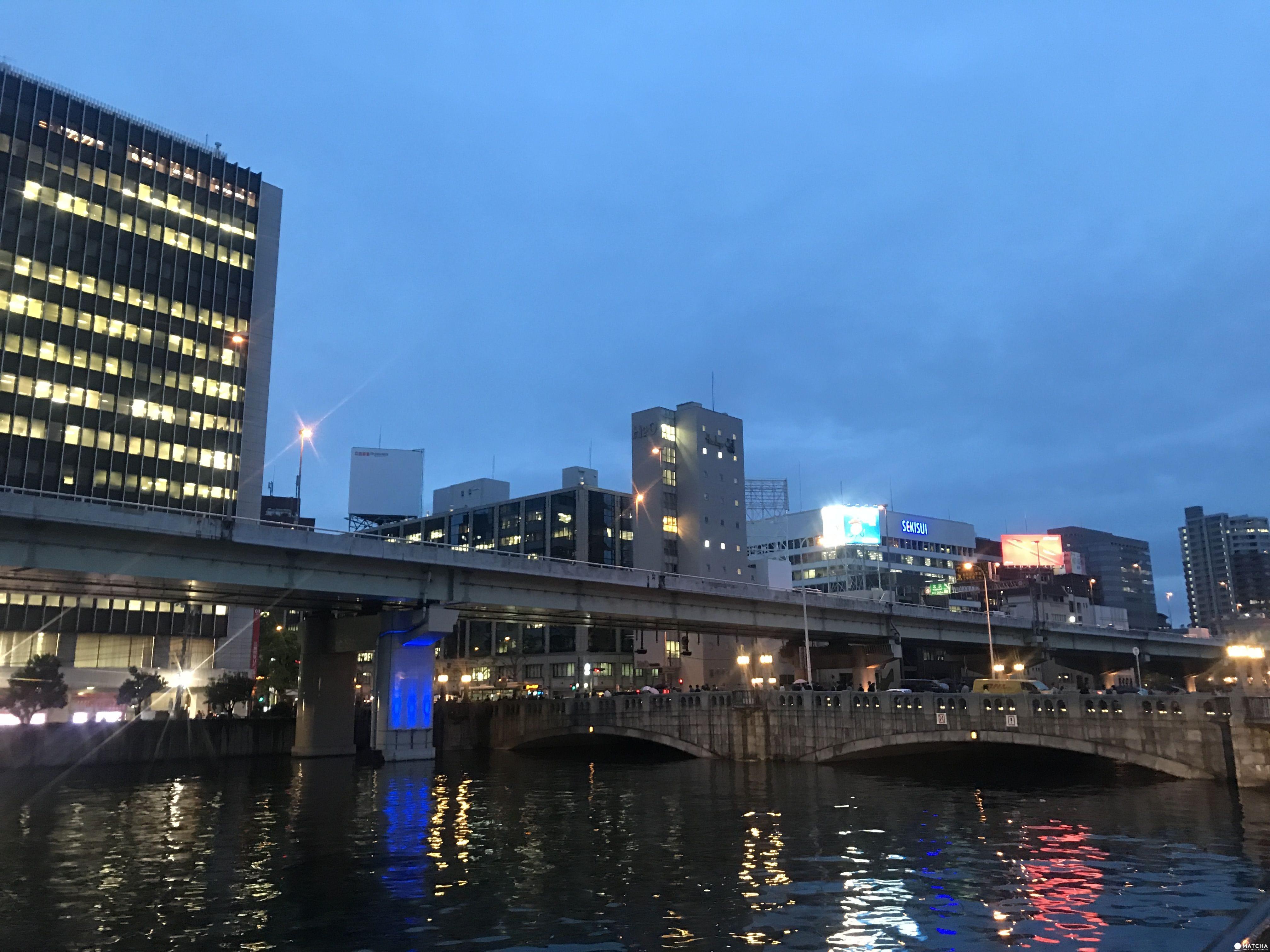 【大阪・北濱】在西洋建築的復古氛圍中 享受飽足的午後時光