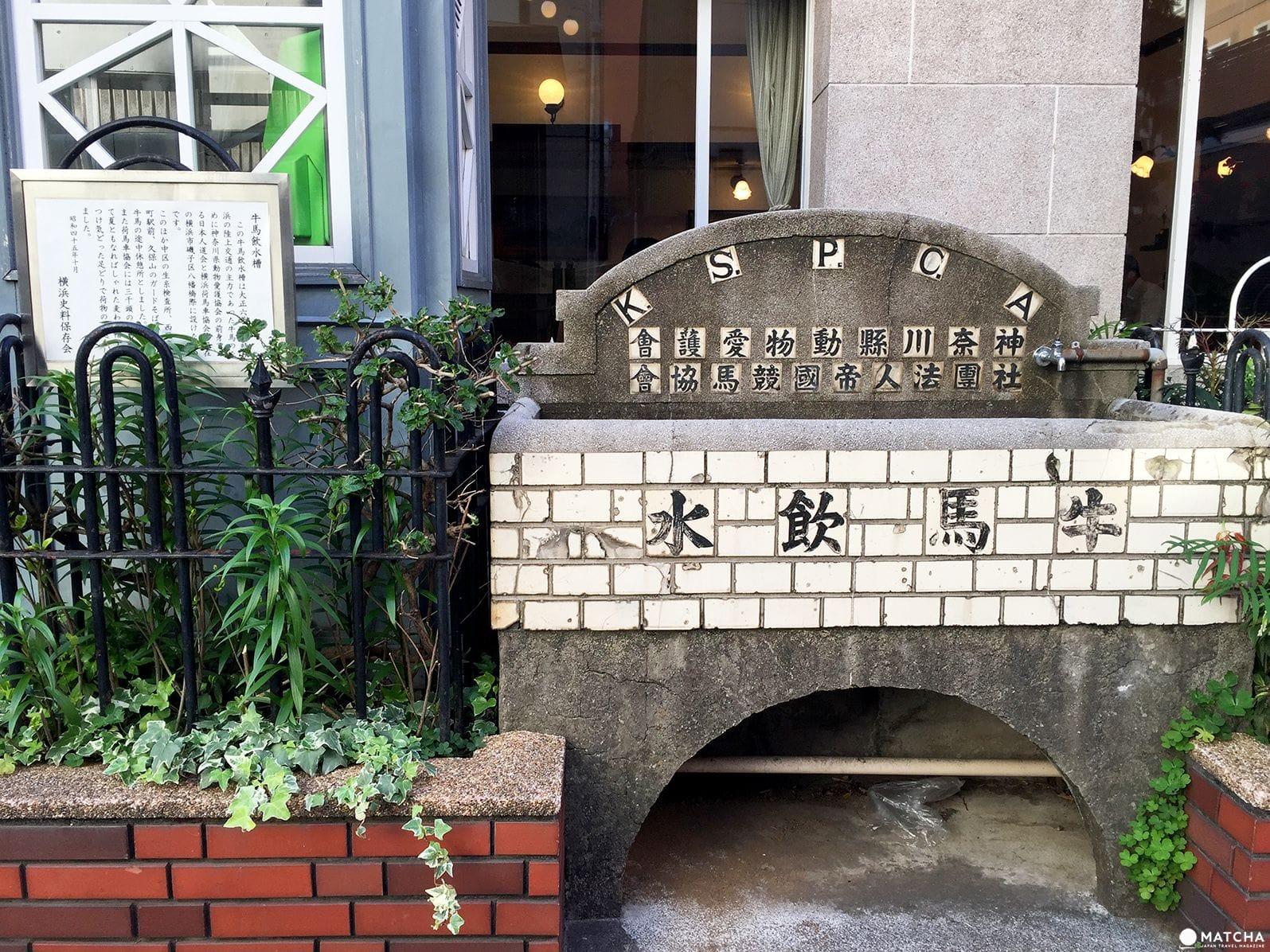 日本之初!西洋近代文明發祥之地在「橫濱」