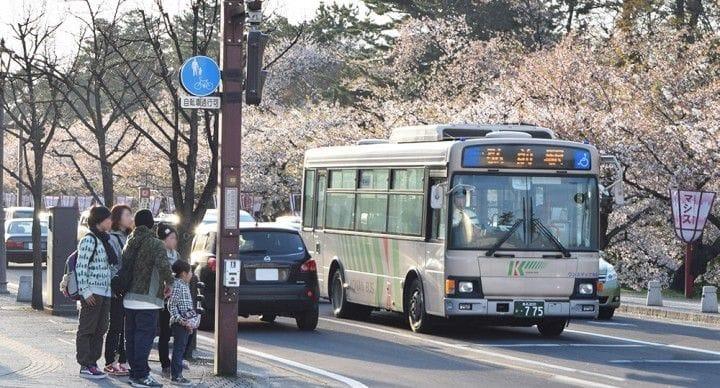 【青森】走訪蘋果的故鄉,100日圓循環巴士遊「弘前」