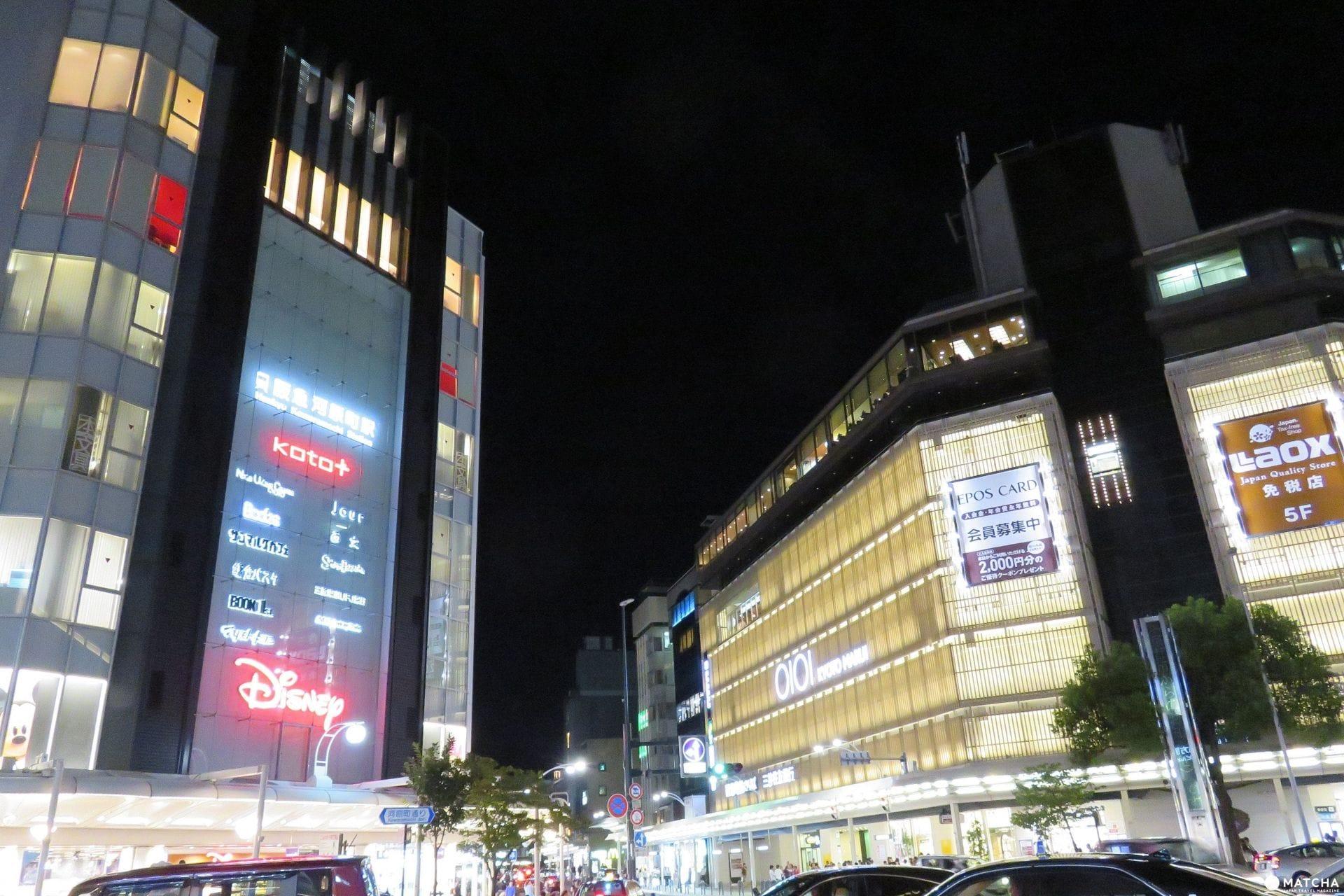 【京都】下雨天逛街就對了!完全不怕淋雨的京都逛街指南