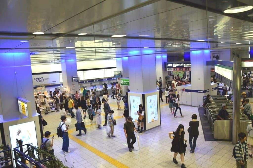 JR Shinjuku Station Guide For Beginners - How To Navigate And Transfer Lines | MATCHA - JAPAN TRAVEL WEB MAGAZINE