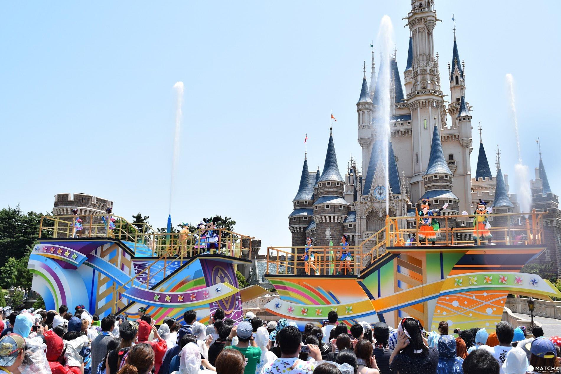 日本の夏祭りを体験!「ディズニー夏祭り 2017」の見どころ - part 2