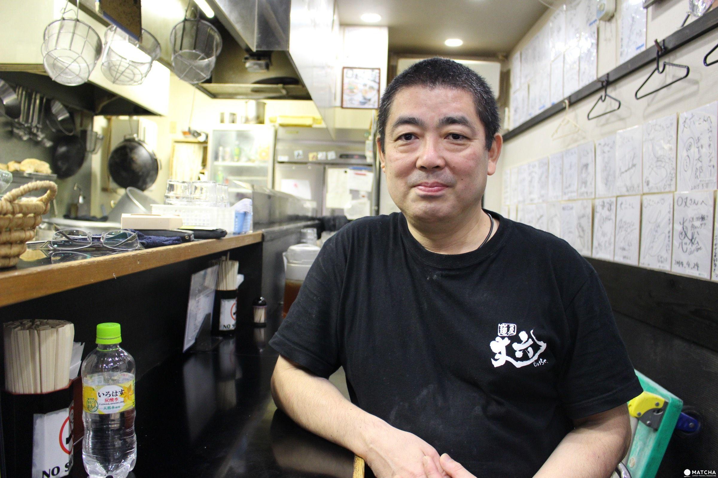 【專訪】真老饕都知道的拉麵神店「麵屋丈六」