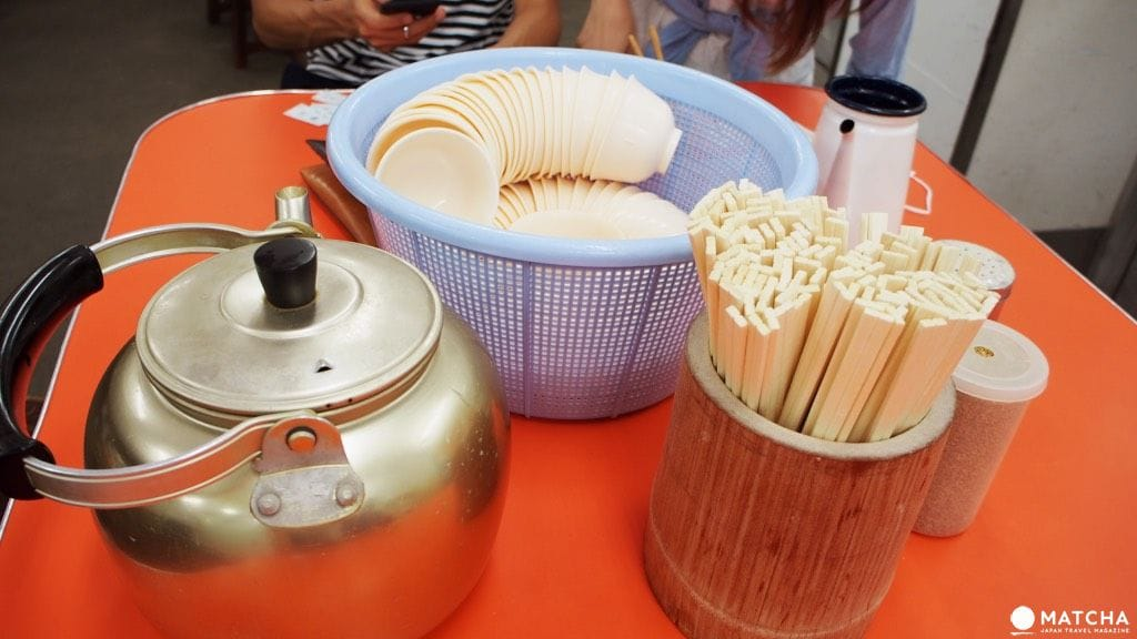 元祖長濱屋拉麵-茶