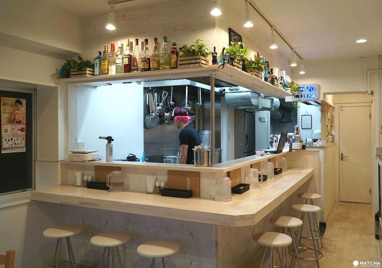 Blue Ramen?! Kipposhi - A Tokyo Ramen Shop With An Artistic Twist