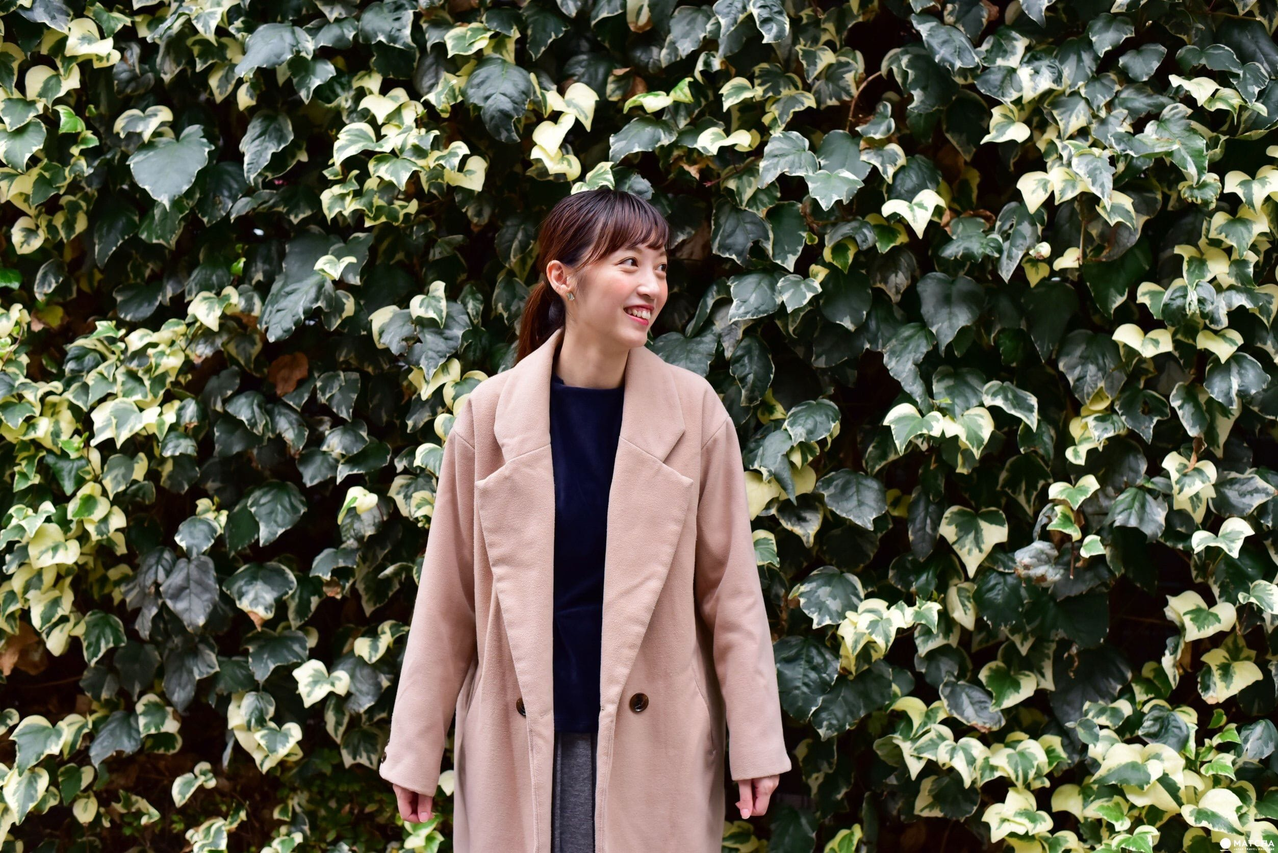 Weather and Winter Outfits for the Keihanshin region in November and December