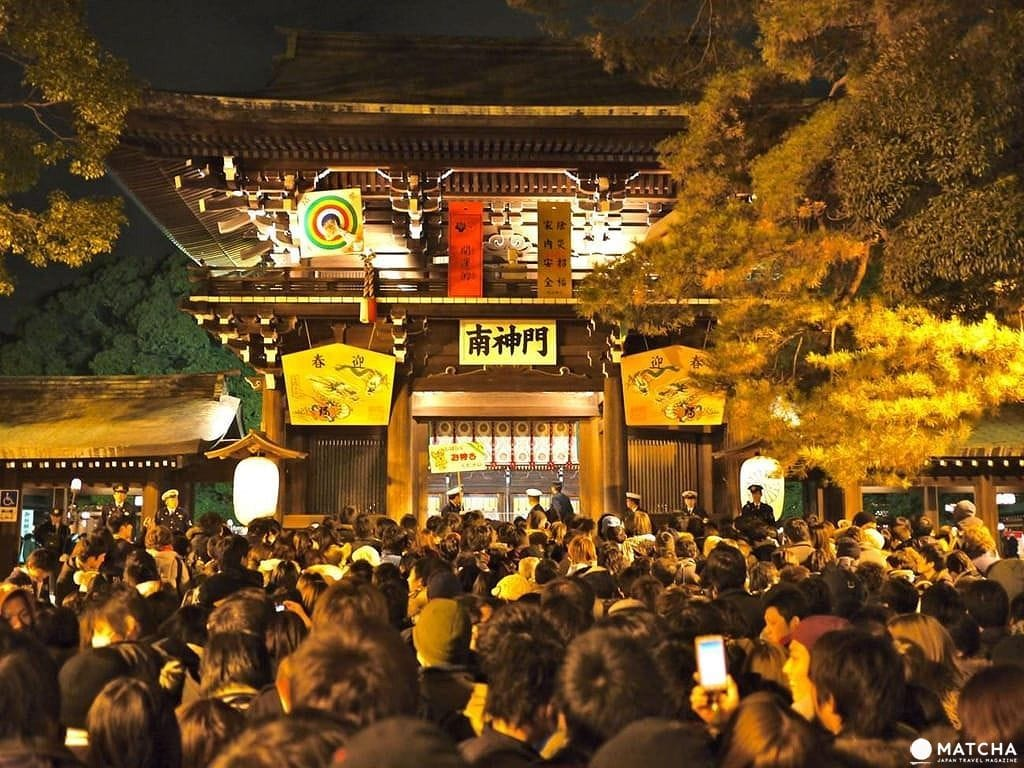 New Yearu0027s Eve In Japan - Traditional Celebrations Or A