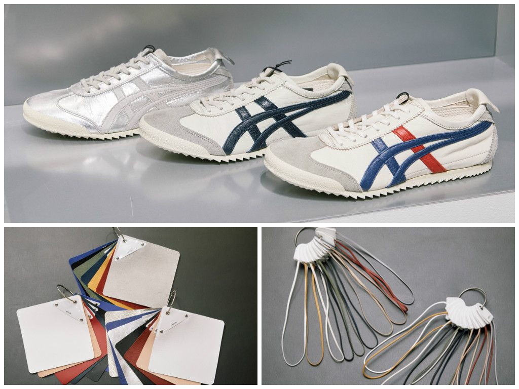 available no sale tax new concept Entirely Made In Japan! Onitsuka Tiger NIPPON MADE Shop Opens In ...