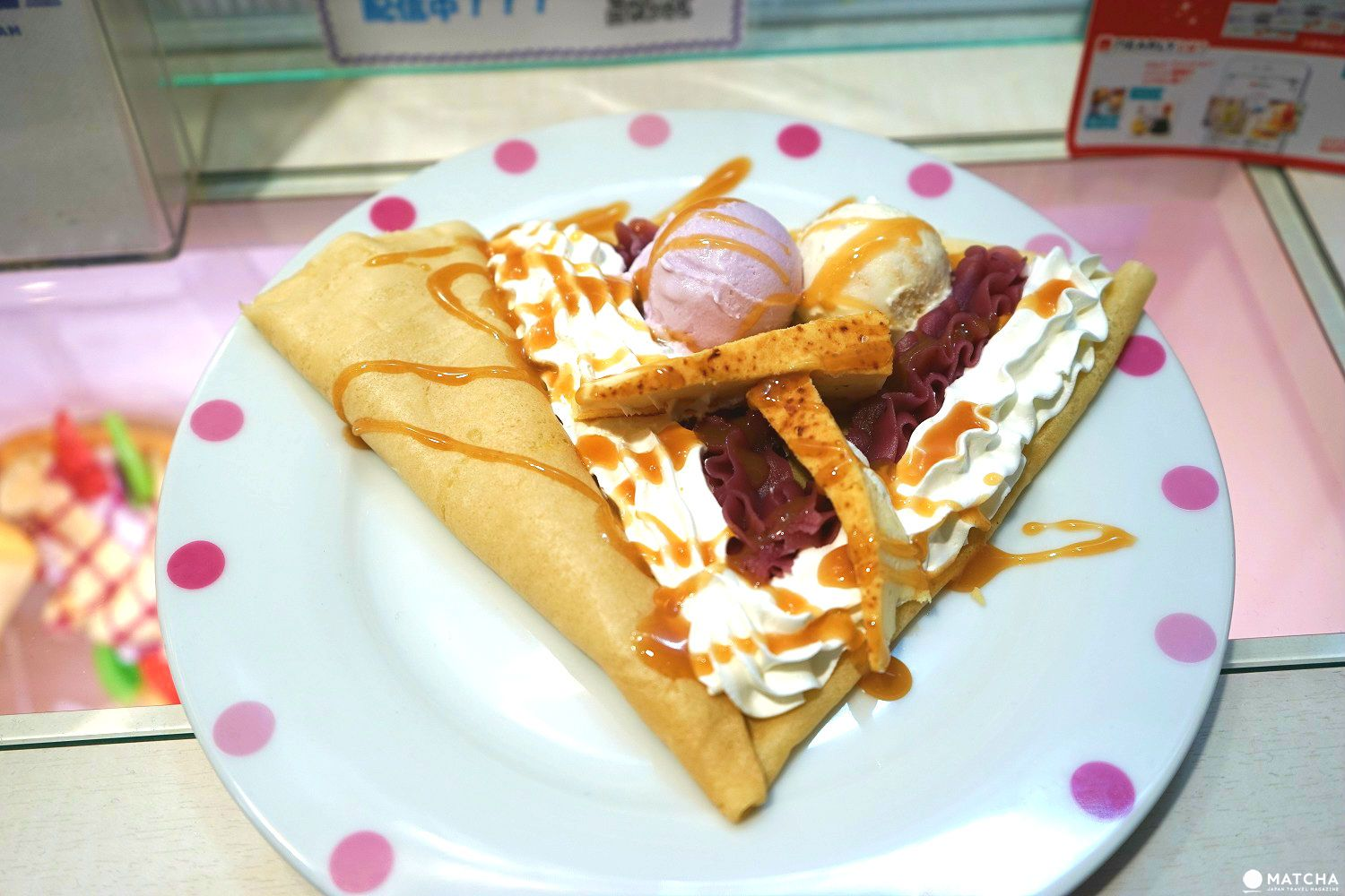 Blue Seal Okinawan Ice Cream And The Best Japanese Crepes In Tokyo Matcha Japan Travel Web Magazine