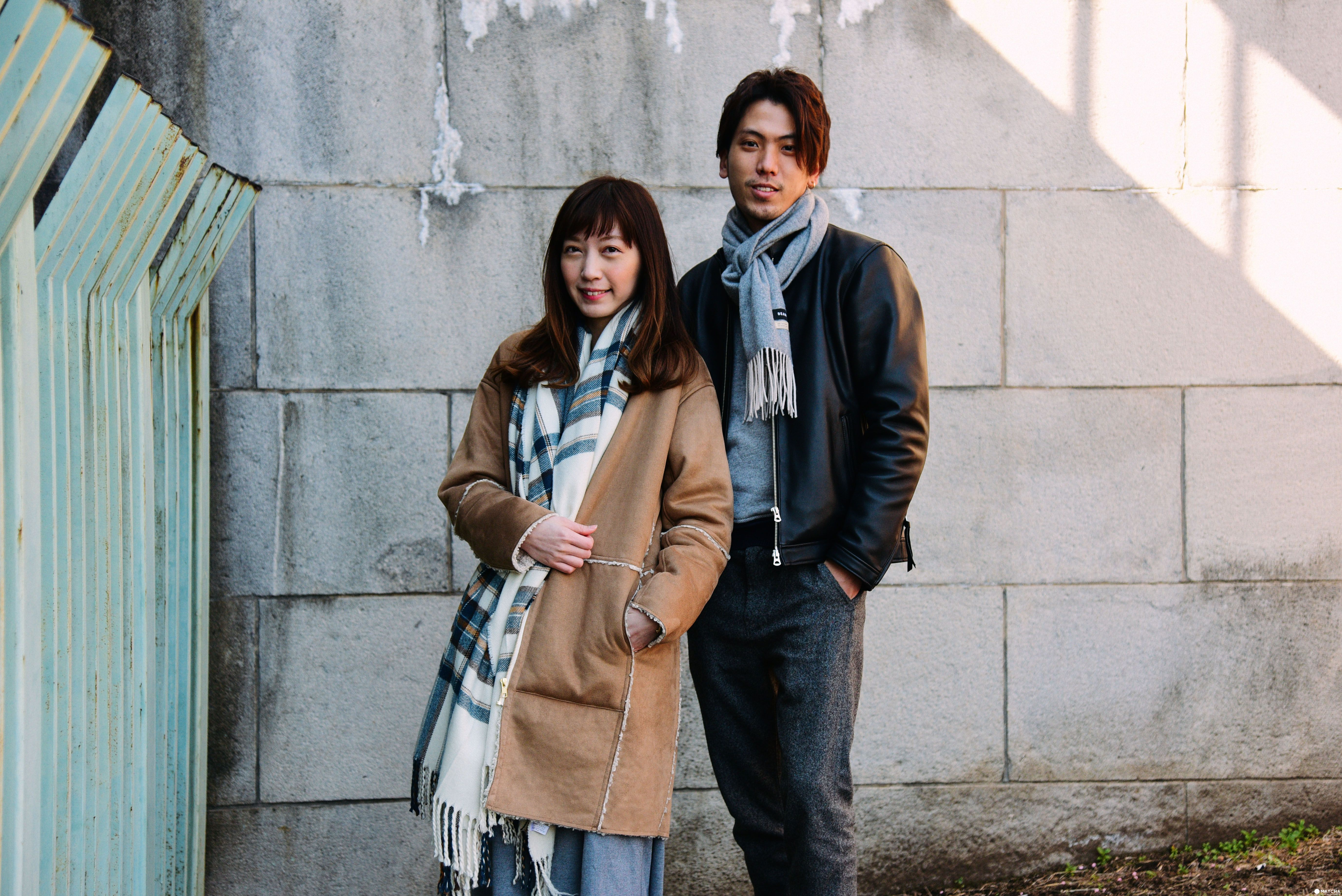 Weather and Outfits for the Keihanshin region in March and April