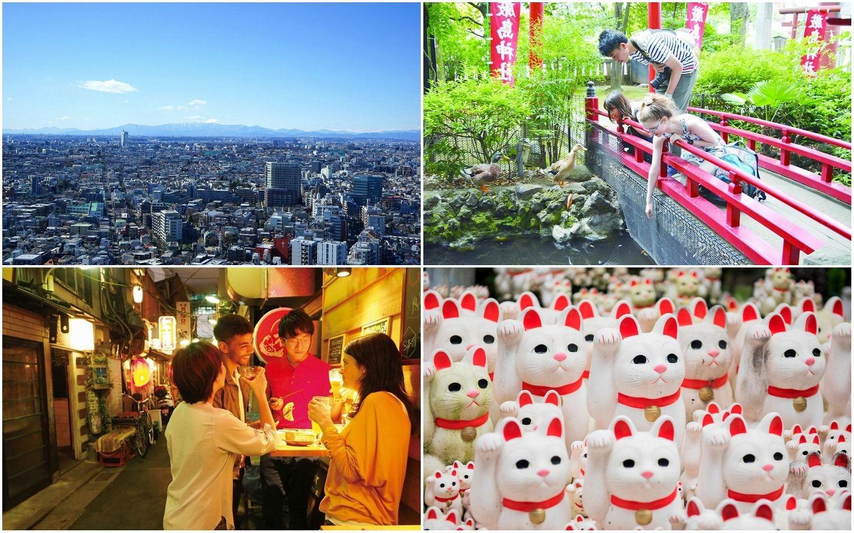 神社裡面也看的到寺院!? 到澀谷必走訪的「都會近郊」新發現之旅