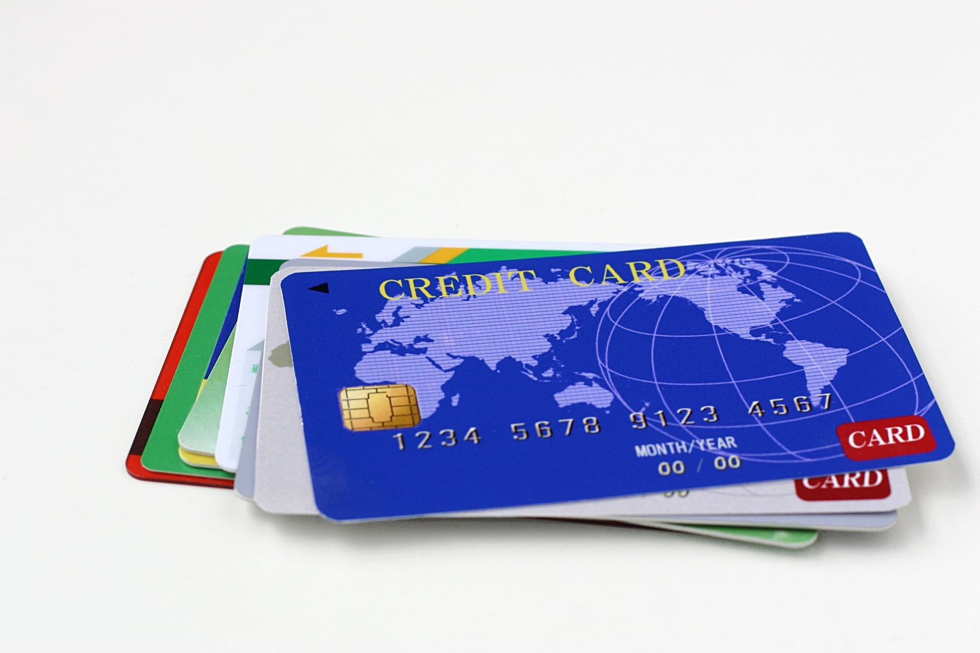 Using Credit Cards In An A Guide