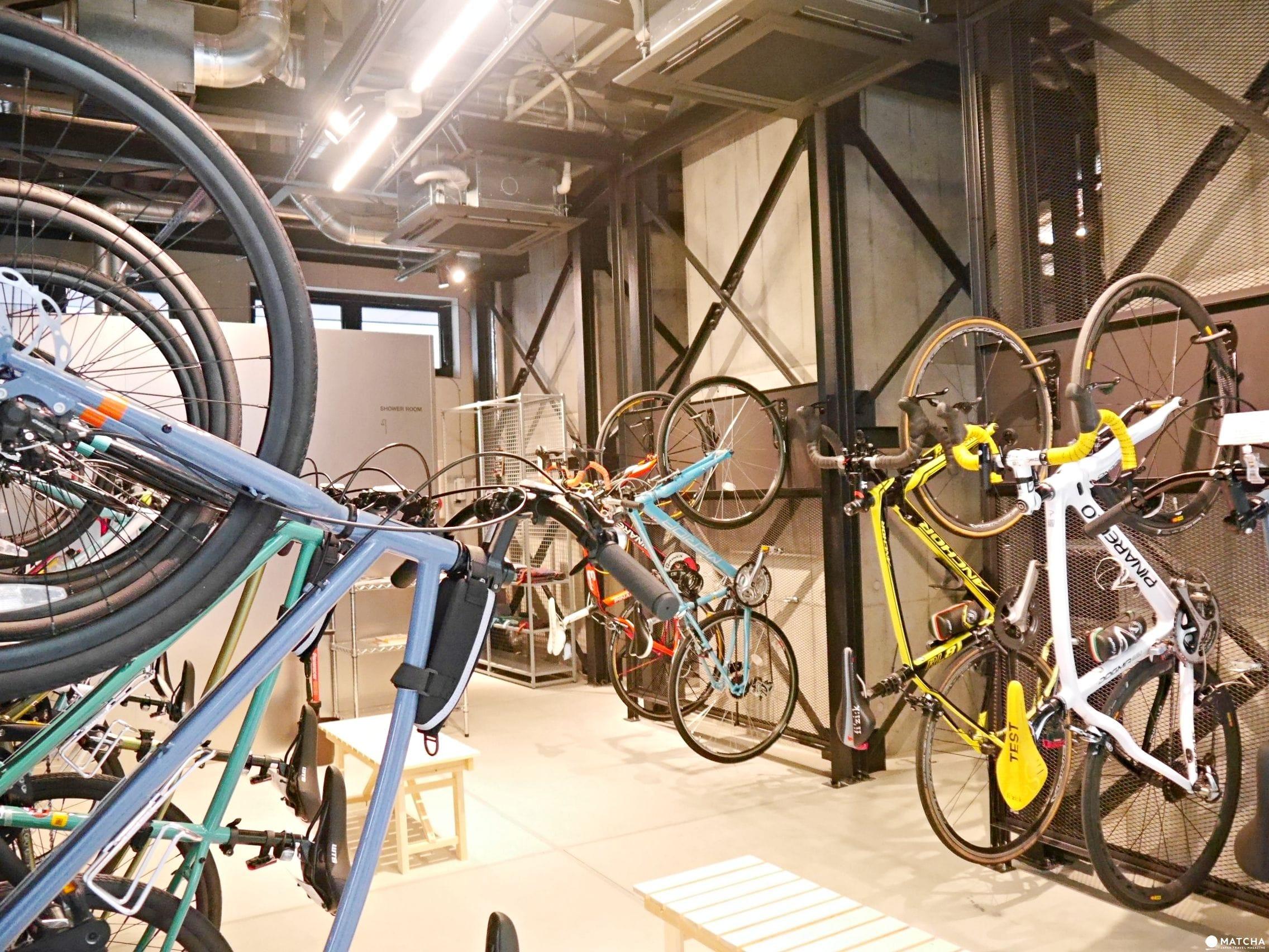 STYLE- B單車停車場