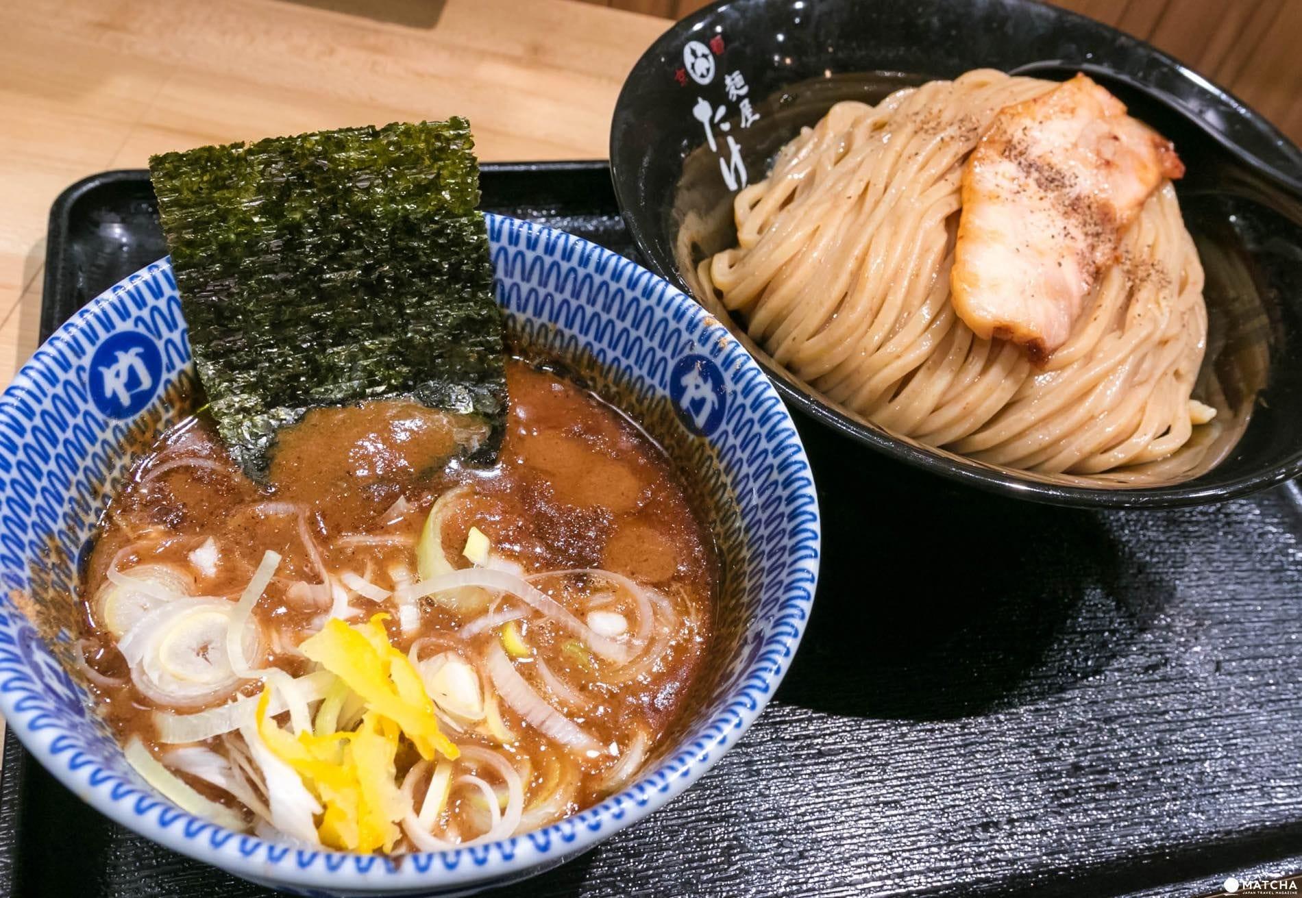 麺屋たけ井 阪急梅田店のつけ麺
