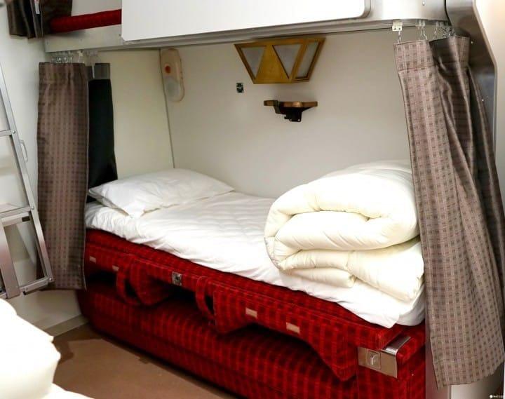 北斗星Train Hostel