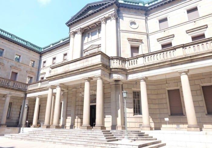 日本銀行本館