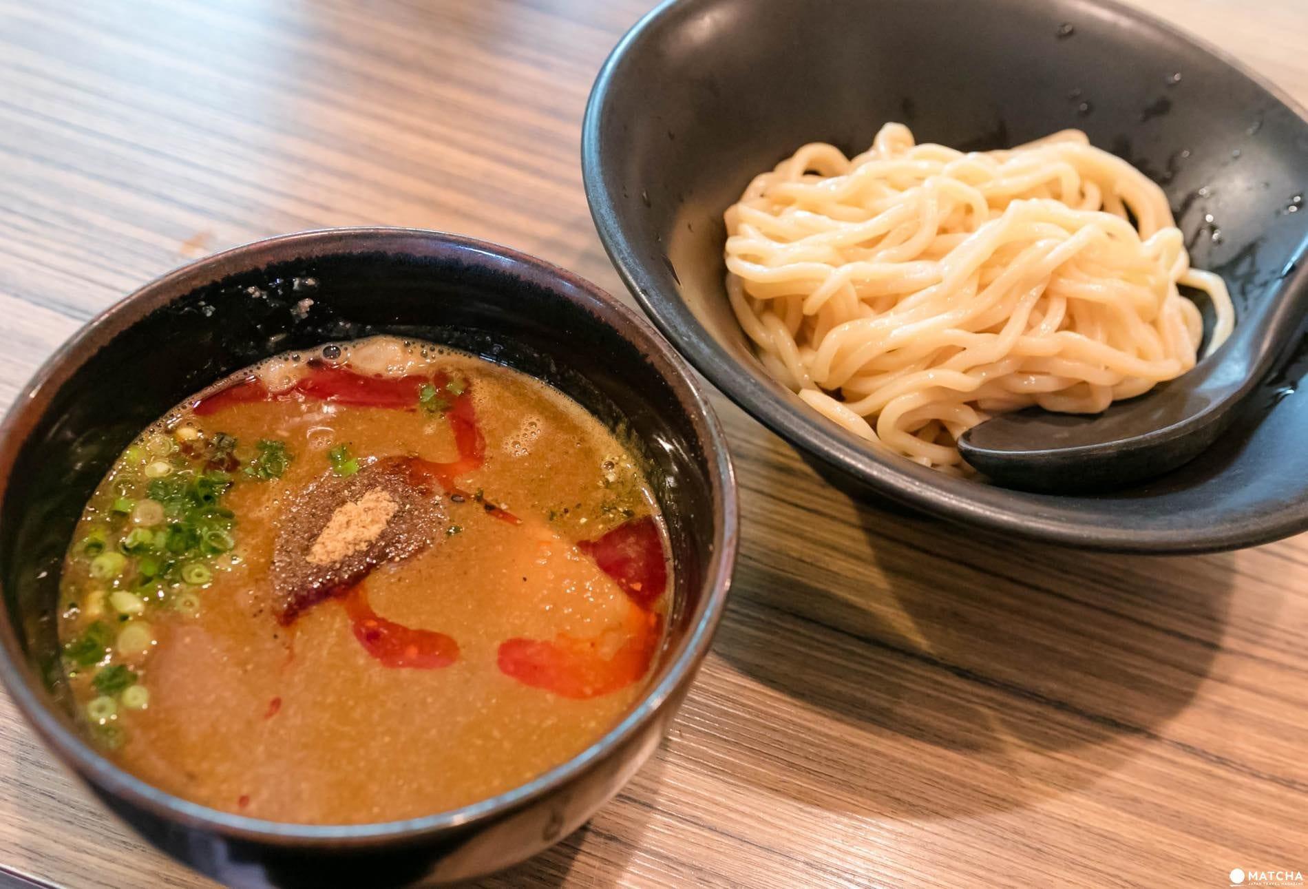 吟醸らーめん 久保田の吟醸つけ麺味噌