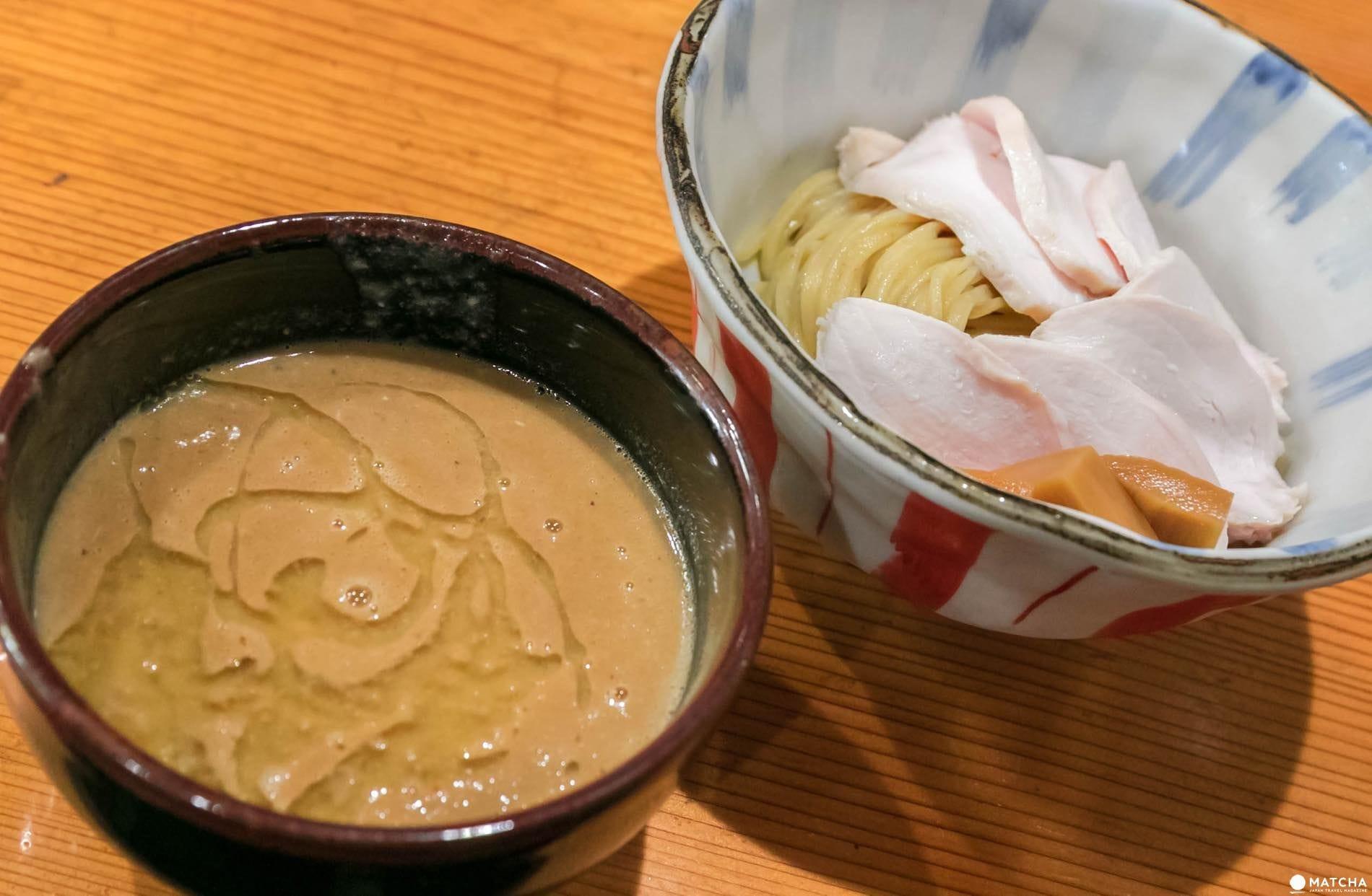 麺屋さん田のつけ麺チャーシュー増し