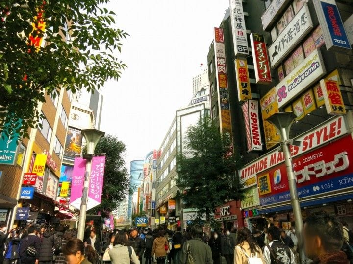 Where To Stay In Tokyo - Area Guide
