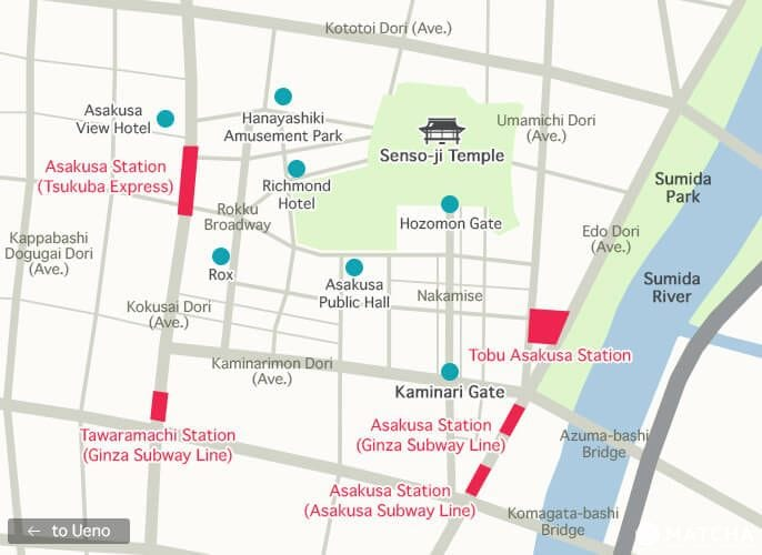 Asakusa Travel Guide: Savor The Past In The Historical Center Of Tokyo