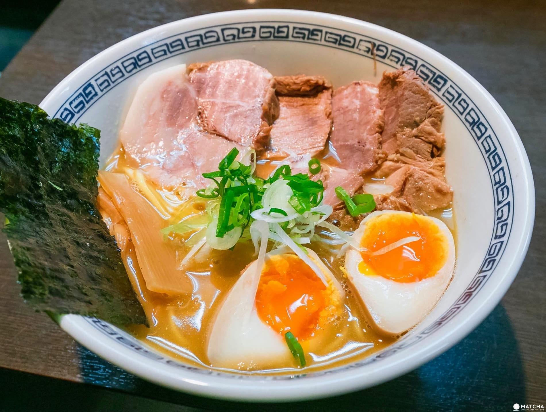 5,000杯食べたマニアがオススメ!渋谷の人気ラーメン15選