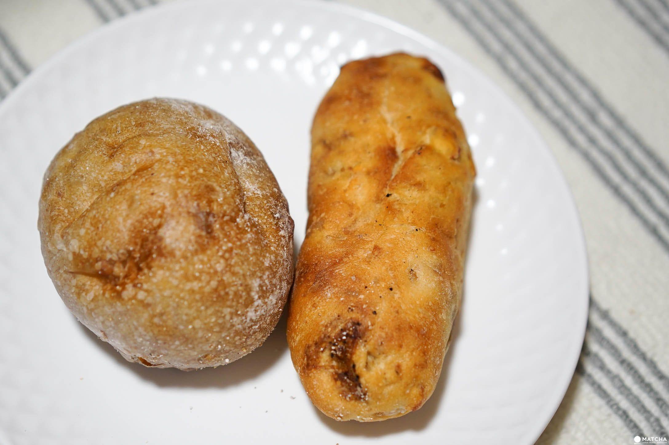 仙川AOSAN麵包店