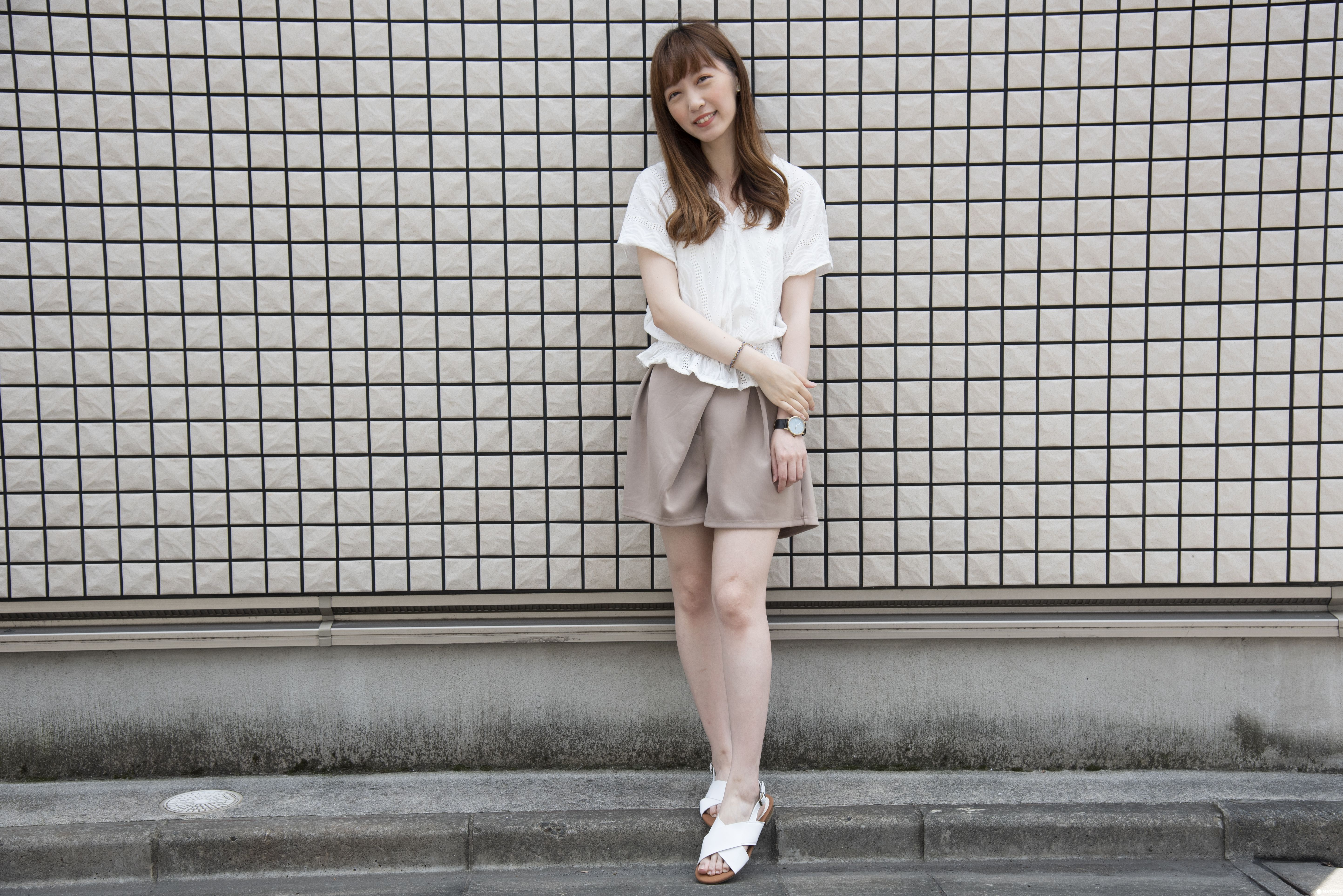 Weather and Outfits for the Keihanshin region in August