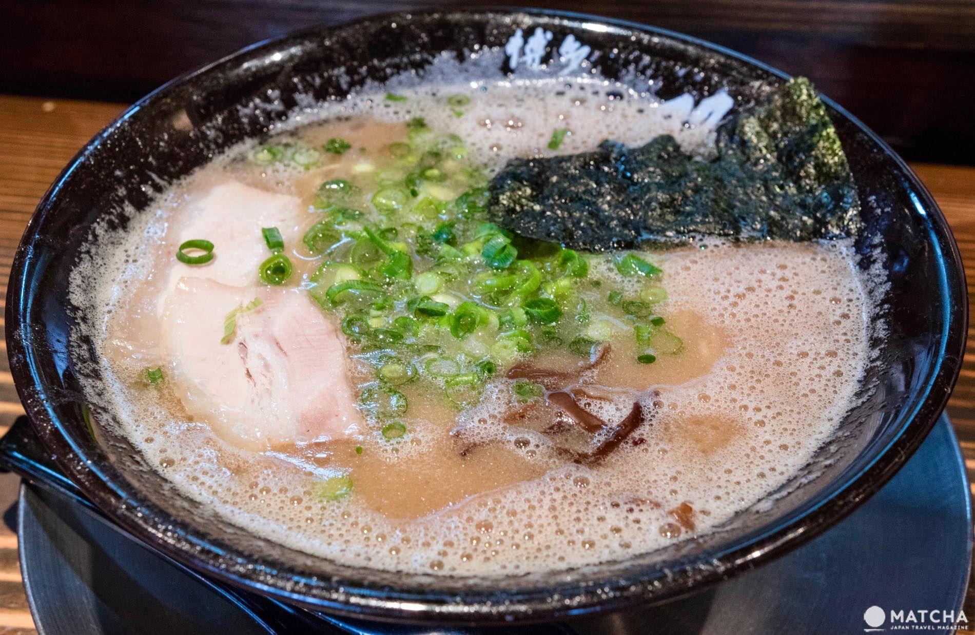 5,000杯食べたマニアがオススメ!福冈县・博多周辺のイチオシ人気拉面8选