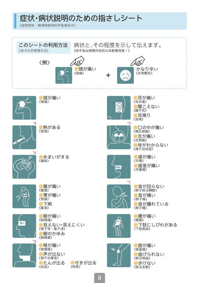 日本醫療機構的就醫須知與注意事項