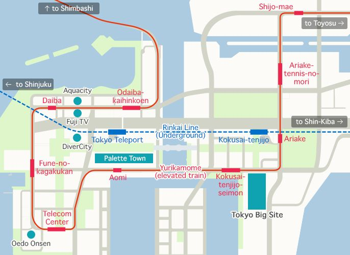Odaiba Travel Guide - 15 Must-Do Things In Tokyo's Best Amusement