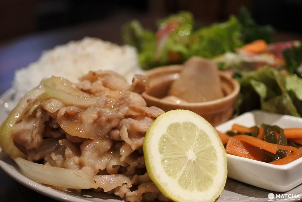 醬油麴 豬肉 日式餐點