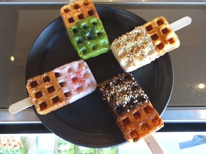 京都 鬆餅冰棒