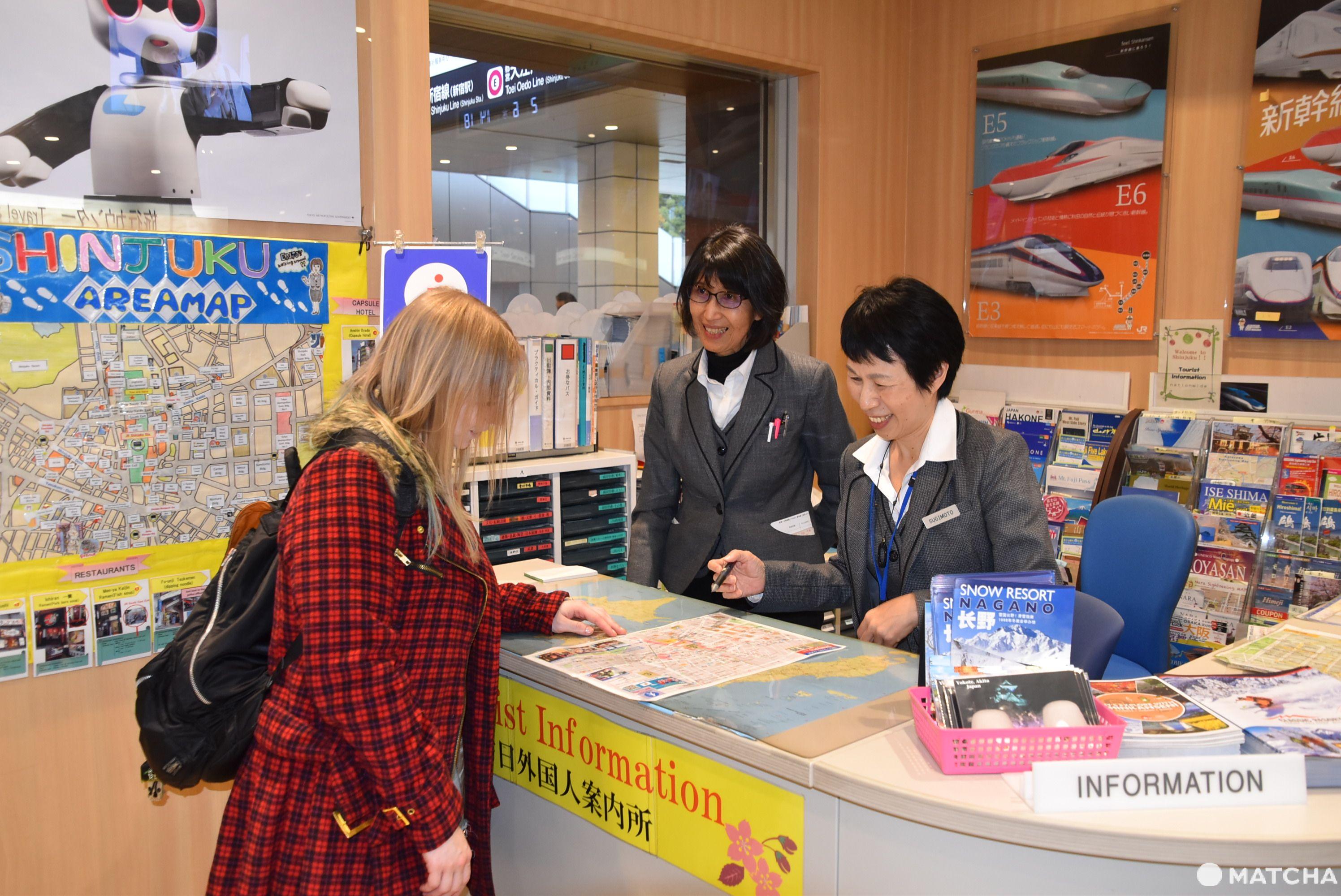 旅行にも買い物にも便利!新宿駅に一番近い外貨両替所