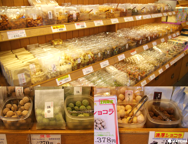 A Must-Do In Kamakura! Try Mameya's Delicious Sweets And Treats