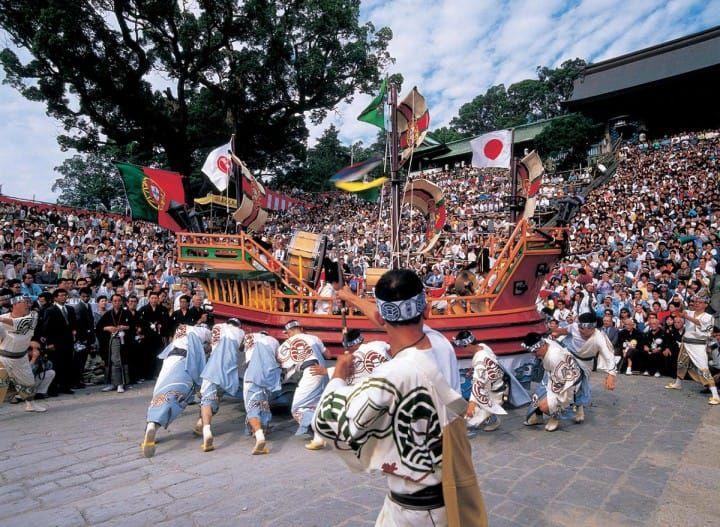 【2019年版】長崎くんち(Kunchi)祭諏訪神社秋季大祭「宮日祭」參加攻略